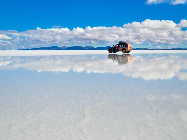 8 sa mạc có cảnh đẹp ngỡ như trên hành tinh khác - 1