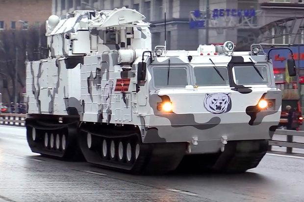 """Nga điều tên lửa """"Gấu trắng"""" đề phòng chiến tranh với Anh? - 1"""