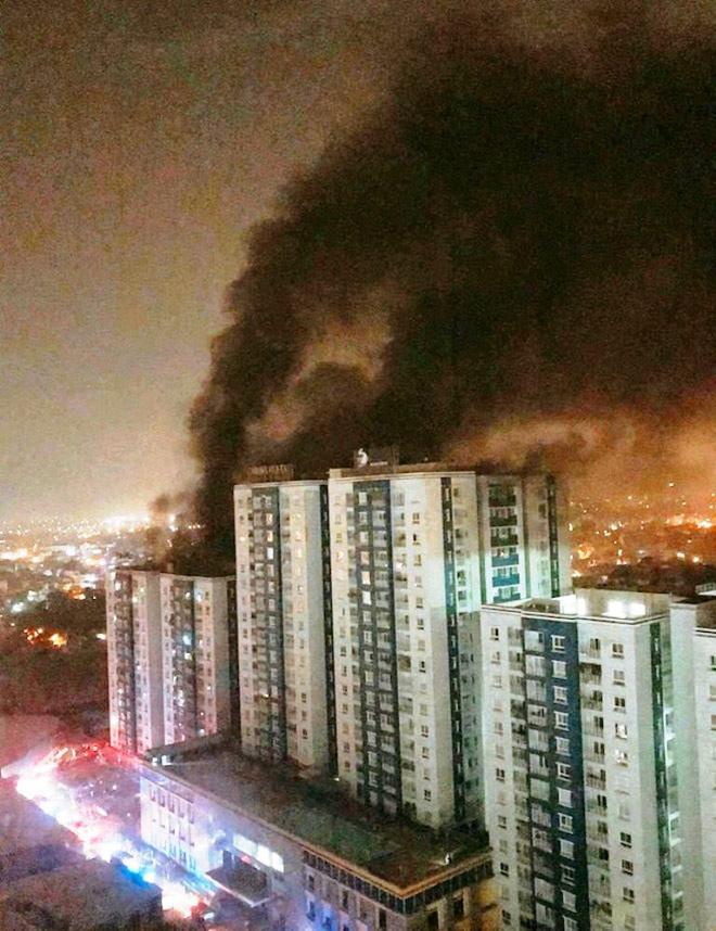 TP.HCM: 2 tuần, 16 người chết vì hỏa hoạn - 1