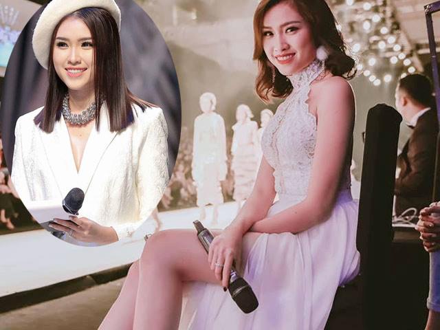 MC chân dài 1m1 của VTV: Không tiết kiệm mua đồ sẽ thành MC nghèo nhất Việt Nam