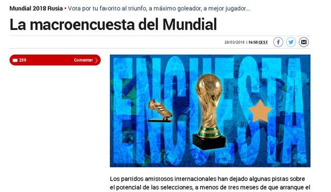 World Cup 2018: Triệu fan tin Messi đoạt QBV, Ronaldo kém cả Neymar & Isco - 1