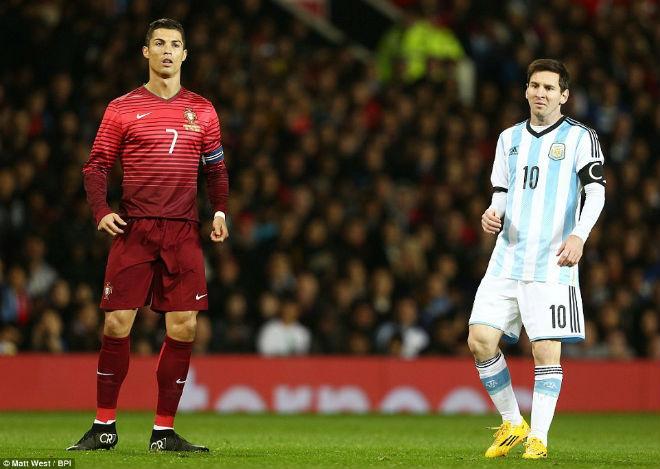 Ronaldo và Messi đá World Cup 2018: Siêu nhân lỗi thời, khó mơ vô địch - 1