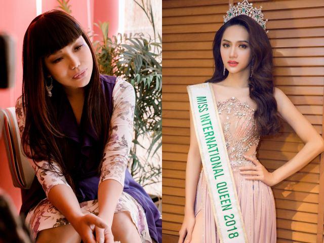 Nỗi khổ không ai thấu của mỹ nhân chuyển giới Hương Giang Idol, Lâm Chi Khanh