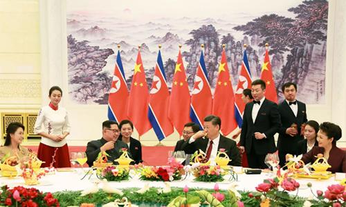Chai rượu 68 triệu đồng ông Tập thết đãi ông Kim Jong-un - 1
