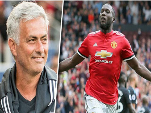 "Trực tiếp họp báo MU - Swansea: Mourinho, Lukaku được khen ""nức mũi"""