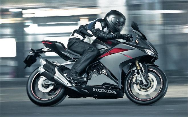 Những chi tiết khiến 2019 Honda CBR250RR hút hồn dân tập chơi - 1