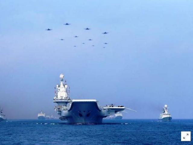 Thế giới - Trung Quốc muốn loại Mỹ khỏi 'cuộc chơi' ở biển Đông