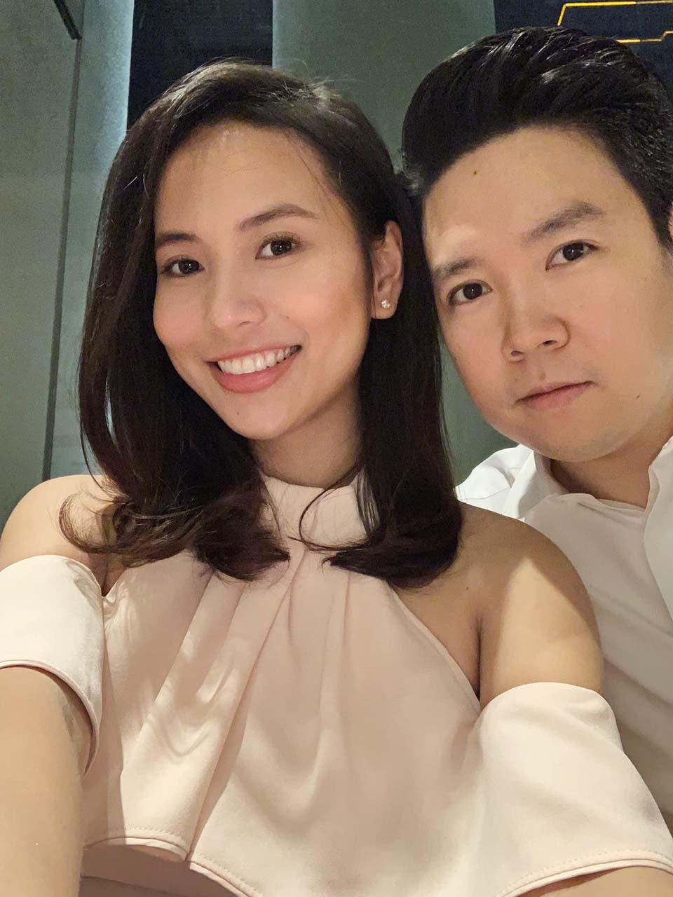 Chân dung vợ 9X xinh đẹp, có tài kinh doanh giỏi của ca sĩ Lê Hiếu - 1