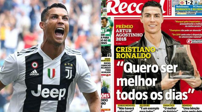 Ronaldo đón năm mới: Nhận quà đặc biệt, lên tiếng vụ hiếp dâm mỹ nữ - 1