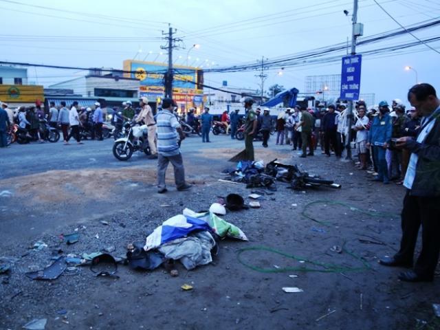 Vụ container tông loạt xe dừng đèn đỏ: Danh tính 4 người chết và gần 20 người bị thương