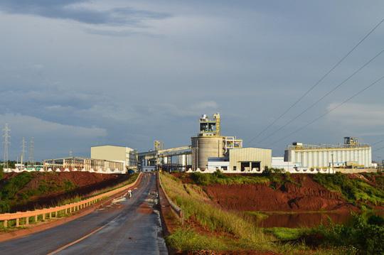 Hai công nhân tử vong tại Nhà máy Alumin Nhân Cơ - 1
