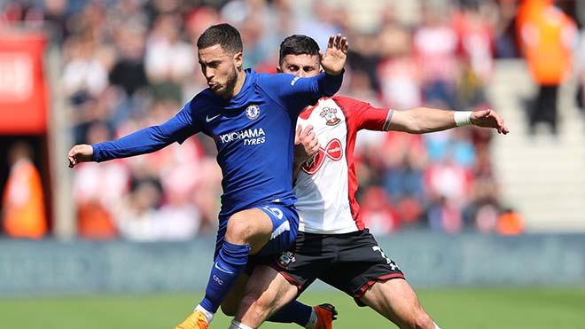 Chelsea - Southampton: Mặt trái của sự phụ thuộc Hazard - 1