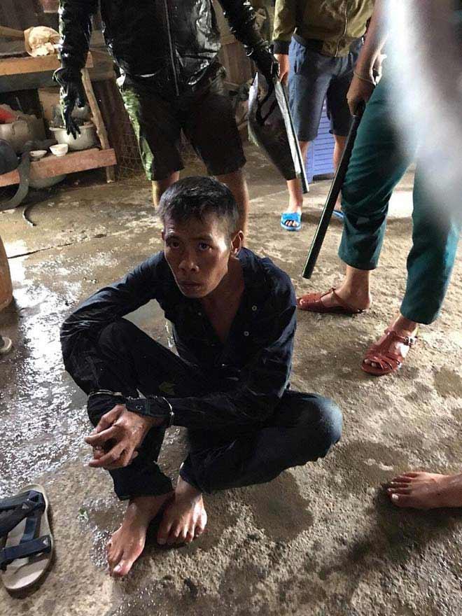 Trốn trại giam ở Tiền Giang, bị hình sự quận 9 bắt giữ - 1