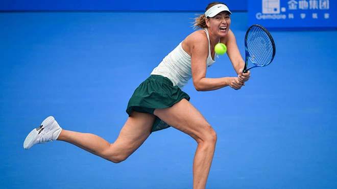 Sharapova - Wang Xinyu: Đôi công quyết liệt, chiến quả không ngờ - 1