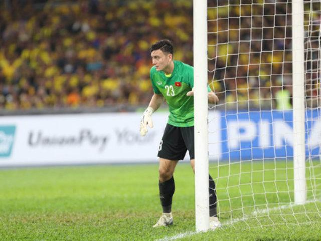Thủ môn Đặng Văn Lâm xin ra nước ngoài thi đấu?