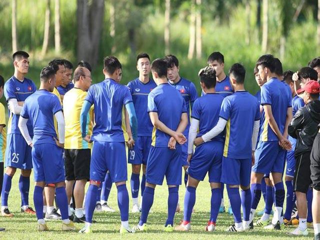 ĐT Việt Nam sắp đấu Iraq, Asian Cup: Thầy Park quyết định bất ngờ