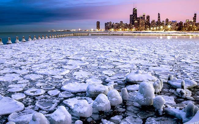 Chẳng sợ gì lạnh giá khi được tận hưởng mùa đông tại những vùng đất thiên đường này - 1