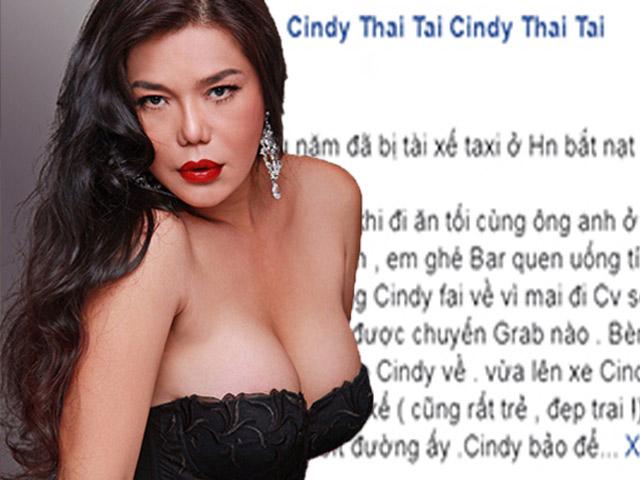 """Nữ ca sỹ Sài Gòn nóng bỏng bị taxi Hà Nội """"bắt nạt"""" và cái kết bất ngờ"""