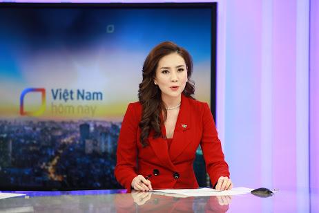BTV Mai Ngọc từ người mẫu cát xê 50 ngàn đồng tới MC dẫn thời sự VTV1 - 1