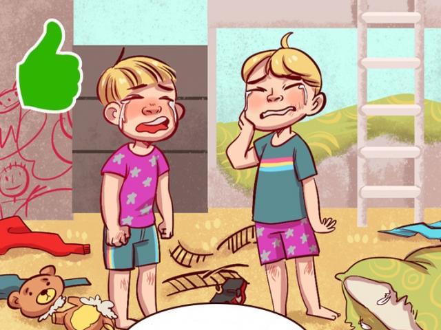 Cha mẹ thông minh phải biết cách phạt con mà vẫn khiến trẻ vui vẻ nghe lời