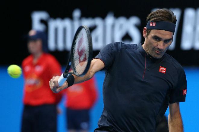 Federer - Tsitsipas: Mệt nhoài 2 loạt tie-break cân não - 1