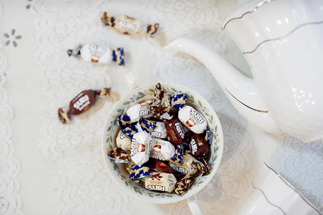 Độc đáo món kẹo xuất xứ Thổ Nhĩ Kỳ làm mưa làm gió thị trường Tết 2019 - 1