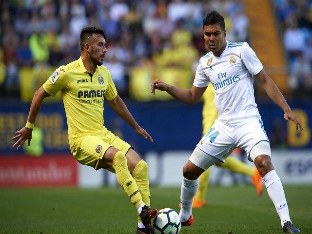 Villarreal – Real Madrid: Kẻ cùng đường đấu nhà vô địch thế giới