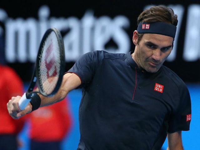Federer - Tsitsipas: Mệt nhoài 2 loạt tie-break cân não