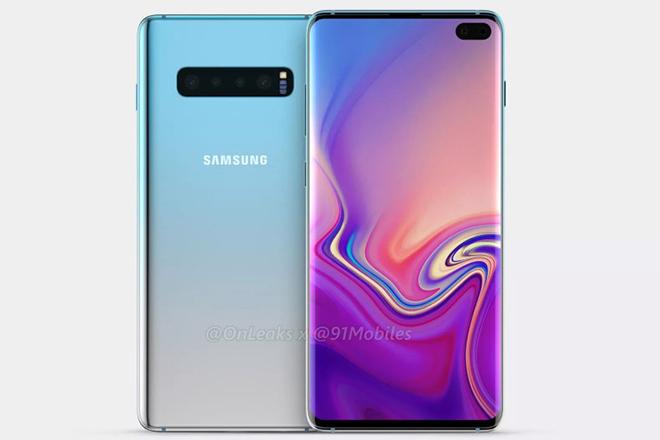 HOT: Samsung sẽ ra mắt đến 5 phiên bản Galaxy S10, đẹp không tì vết - 1