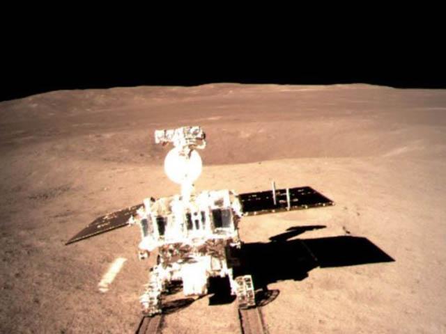 Vùng tối của Mặt Trăng lần đầu tiên được khám phá bởi tàu vũ trụ Trung Quốc