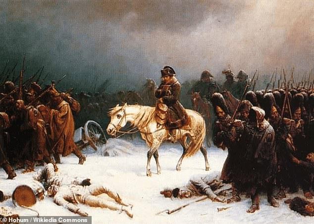 Xác định vị trí kho vàng 80 tấn Napoleon thua trận phải để lại ở Nga? - 1