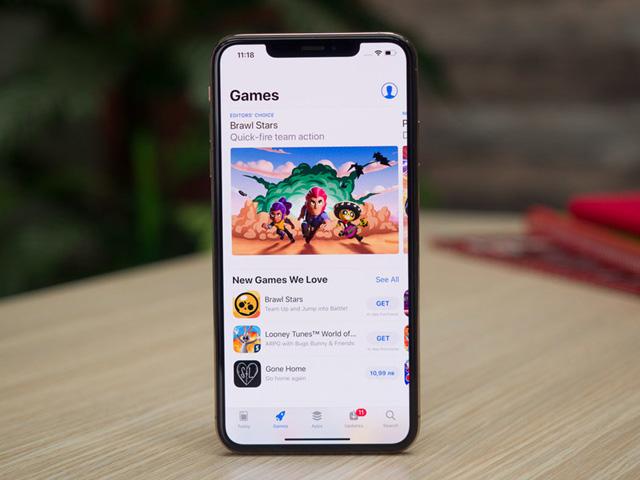 iPhone ế, App Store giúp Apple phá kỷ lục doanh thu 1,22 tỷ USD cuối năm 2018