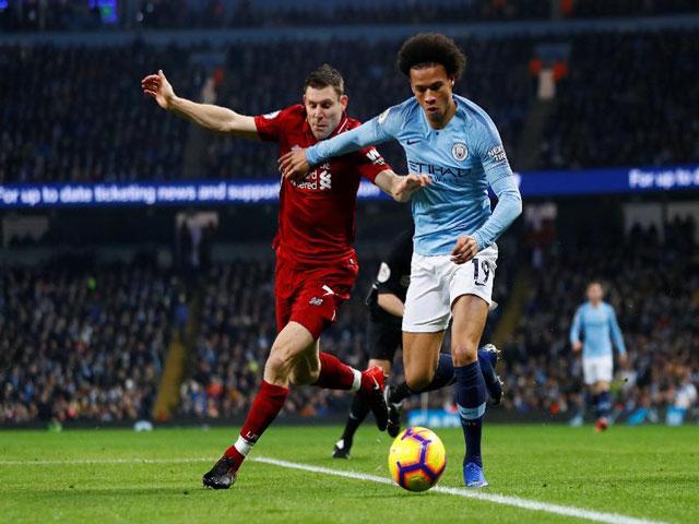 Trực tiếp Man City - Liverpool: Kết thúc nghẹt thở (KT)