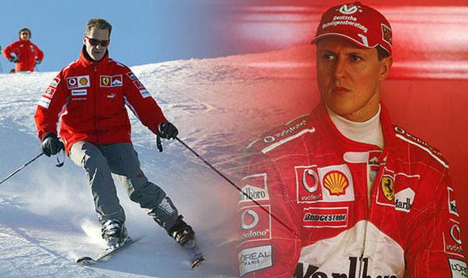"""Siêu sao 50 tuổi, 5 năm """"biến mất"""" kỳ lạ: Sức khỏe Schumacher được công bố - 1"""