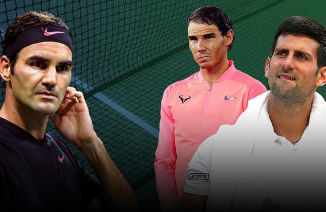 Australian Open: Djokovic thay Federer – Nadal thách thức phần còn lại - 1