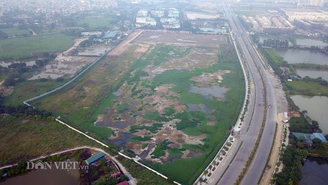 Flycam: Dự án 800 triệu USD hồi sinh sông Tô Lịch thành nơi thả vịt - 1