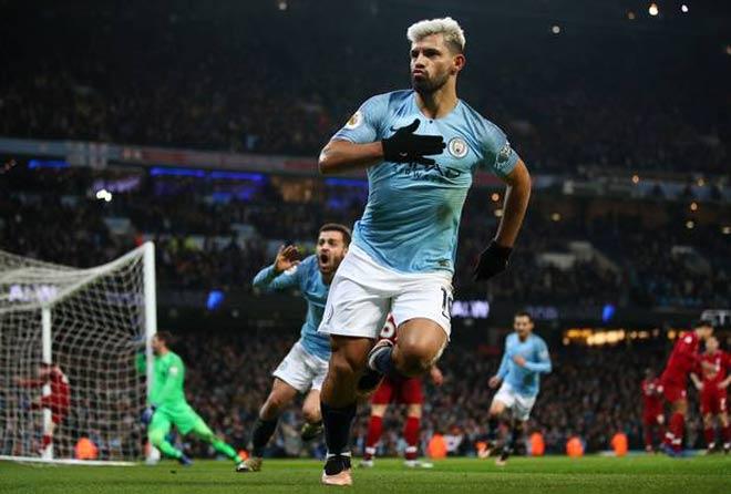Aguero bắn hạ Liverpool: Siêu sao của những khoảnh khắc vàng - 1
