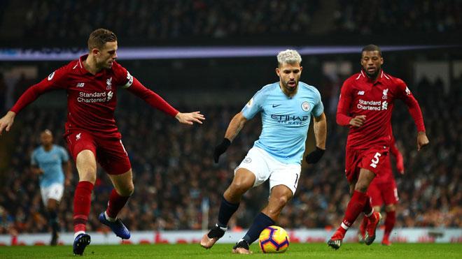 Man City - Liverpool: Siêu phẩm mở màn tiệc tấn công - 1