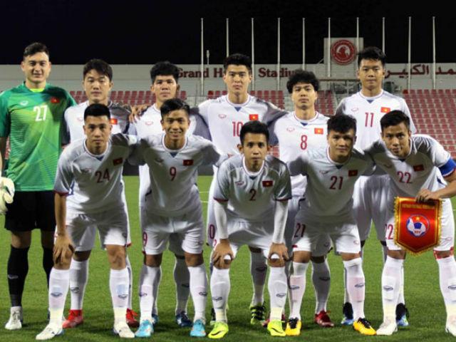 Tin nóng ĐT Việt Nam tới UAE đá Asian Cup: HLV Park Hang Seo nhận quà bất ngờ