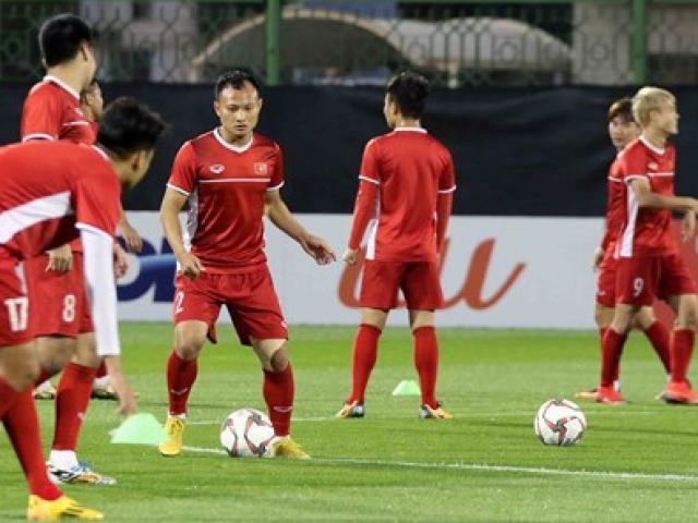Đại sứ quán Việt Nam tại UAE lưu ý người dân đi cổ vũ đội tuyển bóng đá Việt Nam