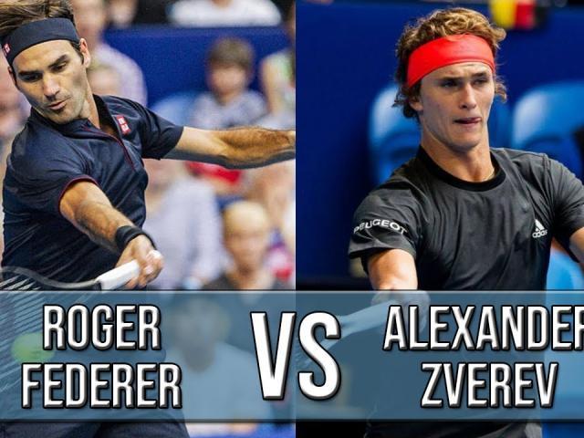 Federer - Zverev: Siêu sao rực sáng, lên đỉnh cùng mỹ nhân