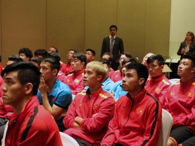 """ĐT Việt Nam họp khẩn với AFC để làm gì trước giờ """"xung trận"""" Asian Cup?"""
