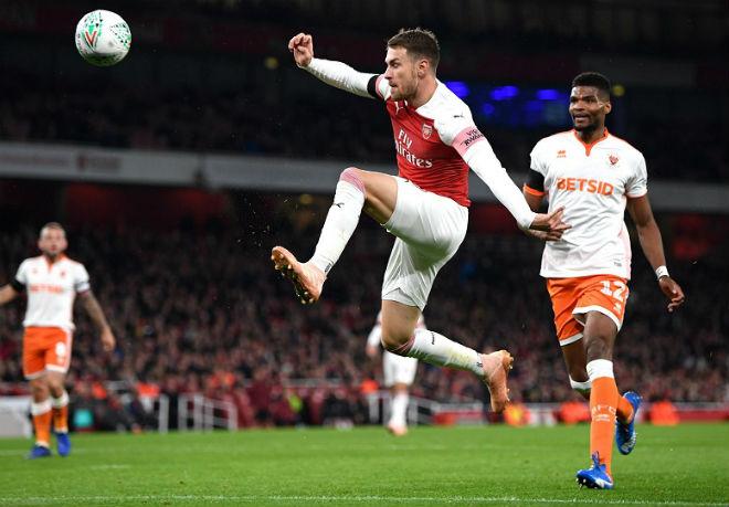 """Blackpool - Arsenal: """"Pháo"""" sợ đất khách, coi chừng cú sốc - 1"""