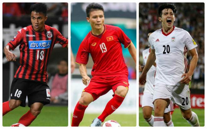 """""""Messi châu Á"""" hay nhất: Huyền thoại Barca ngó lơ Quang Hải chọn SAO UAE - 1"""