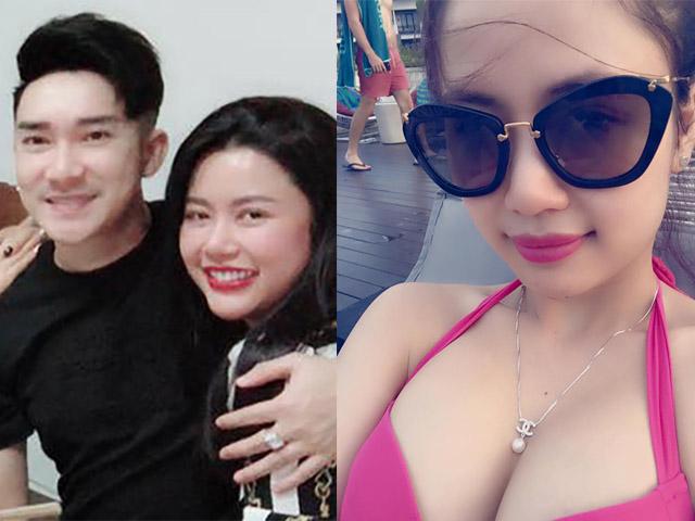 """Nữ thạc sĩ 9X nóng bỏng đang hẹn hò """"trên mức tình bạn"""" với Quang Hà là ai?"""