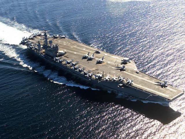 """Đòn đáp trả """"khủng khiếp"""" của Mỹ nếu TQ đánh chìm 2 tàu sân bay chở vạn người"""