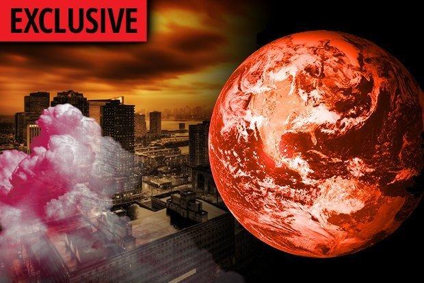 Trái đất sớm muộn cũng trở nên đỏ rực như sao Hỏa - 1