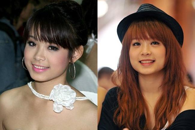 Hot girl Huyền Baby cũng là một trong những tên tuổi đình đám và có nhiều điểm khá giống với Tâm Tít.