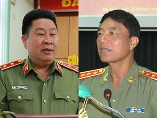 """Truy tố 2 cựu thứ trưởng Trần Việt Tân, Bùi Văn Thành giúp sức Vũ """"nhôm"""" - 1"""