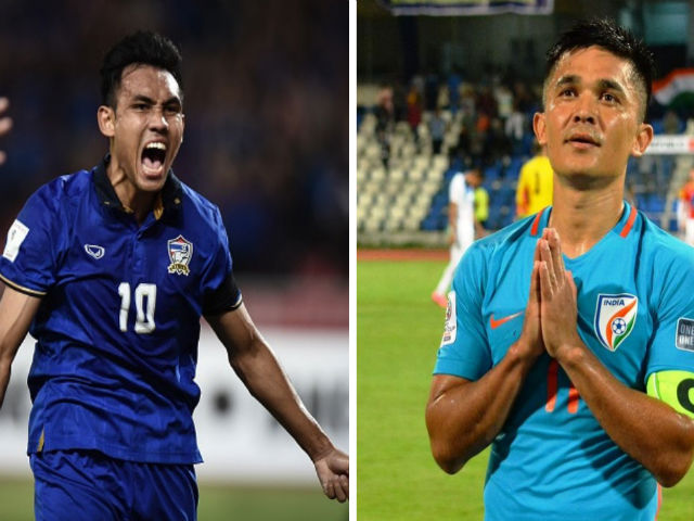 Direct Thailand - India Asian Cup Football: Dungeon Spears Announces War